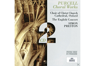 Christ Church Oxford & Preston - Chorwerke - (CD)