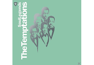 The Temptations - SOUL LEGENDS - THE TEMPTATIONS - (CD)