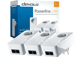 DEVOLO dLAN 550 duo+ Network Kit