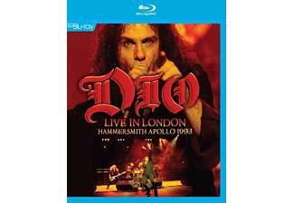 Dio - Live In London - Hammersmith Apollo 1993 (Blu-ray)