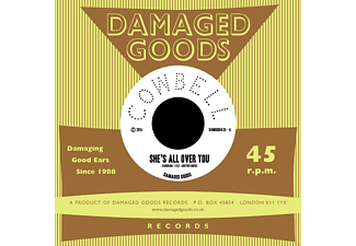 Cowbell - She's All Over You - (Vinyl)