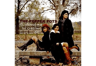 The Pepper Pots - Waiting For The Christmas Light - (Vinyl)