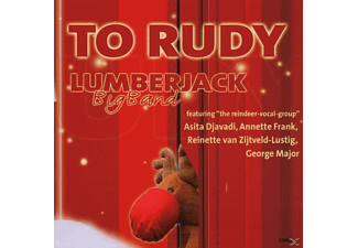 Lumberjack Bigband - To Rudy - (CD)