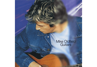Mike Oldfield - Guitars - (CD)