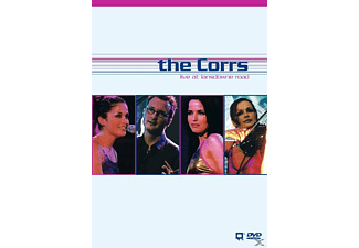 The Corrs - LIVE AT LANDSDOWNE ROAD - (DVD)