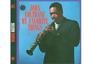 John Coltrane - My Favorite Things - (CD)