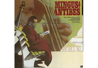 Charles Mingus - Mingus At Antibes - (CD)