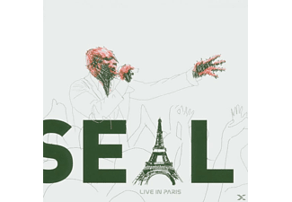 Seal - Live In Paris - (CD)