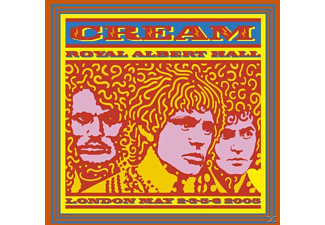 Cream - Royal Albert Hall London May 2005 CD