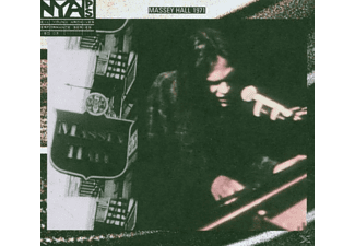 Neil Young - Live At Massey Hall - (CD)