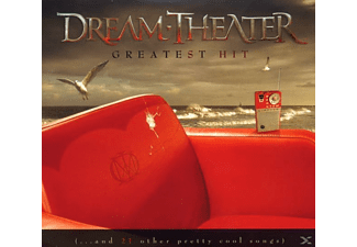 Dream Theater - Greatest Hit(...And 21 Other Pretty Cool Songs) - (CD)