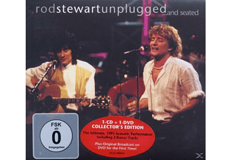 Rod Stewart - Unplugged… And Seated (Collector's Edition) - (DVD)
