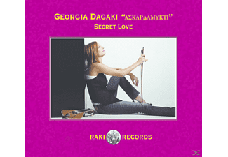 Dagaki Georgia - Secret Love - (CD)