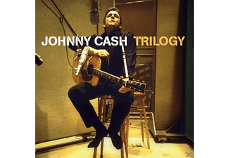 Johnny Cash - Trilogy - (CD)