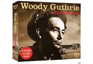 Woody Guthrie - Troubadour - (CD)