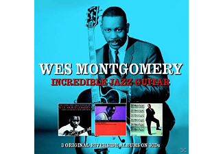 Wes Montgomery - Incredible Jazz Guitar - (CD)