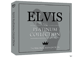 Elvis Presley - The Platinum Collection - (CD)