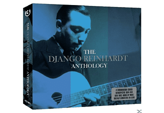Django Reinhardt - The Django Reinhardt Anthology - (CD)