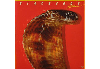 Blackfoot - Strikes - (CD)