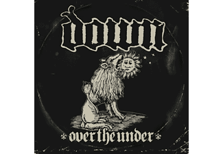Down - Over The Under - (CD)