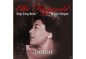 Ella Fitzgerald - Sings Irving Berlin & Duke Ellington - (CD)