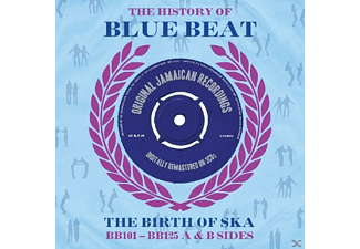 VARIOUS - The History Of Blue Beat - The Birth Of Ska - (CD)