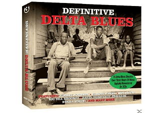 VARIOUS - Definitive Delta Blues - (CD)