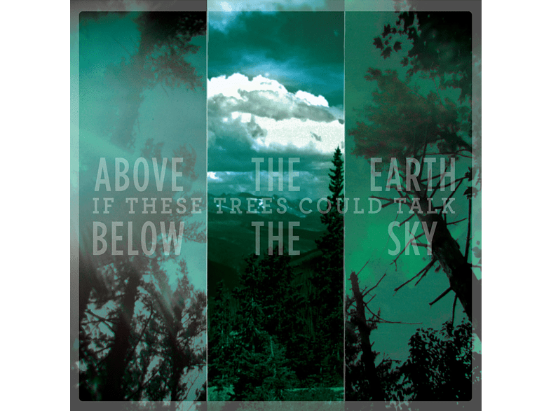 If These Trees Could Talk - Above The Earth, Below The Sky [CD]