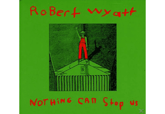 Robert Wyatt - Nothing Can Stop Us (CD)