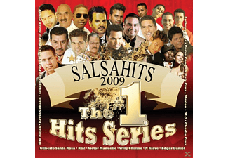 VARIOUS - Salsa Hits 2009 - (CD)