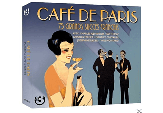VARIOUS - Cafe De Paris - 75 Grands Succes Francais - (CD)