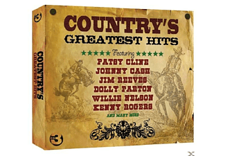VARIOUS - Country's Greatest Hits - (CD)