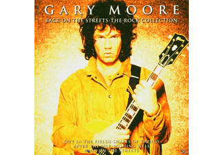 Gary Moore - The Rock Collection - (CD)