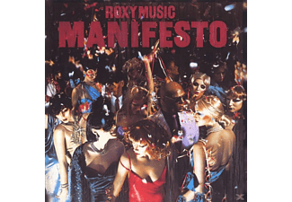 Roxy Music - Manifesto  (Remastered) - (CD)