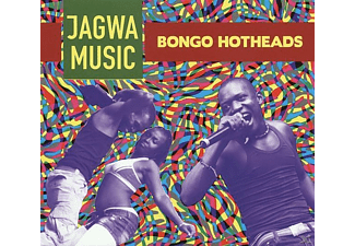 Jagwa Music - Bongo Hotheads - (CD EXTRA/Enhanced)