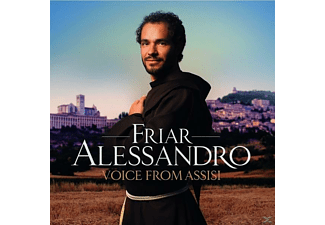 Friar Alessandro - Voice From Assisi - (CD)