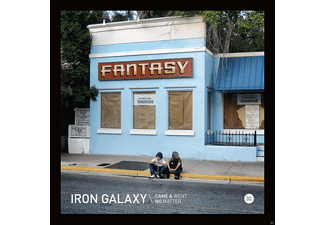 Iron Galaxy - Came And Went/No Matter - (Vinyl)