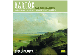 London Symphony Orchestra - Bartók: Concerto For Orchestra - Kodály: Concerto For Orchestra - (CD)