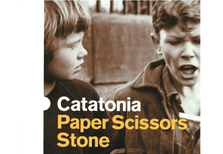 Catatonia - Paper Scissors Stone (Cd+Dvd Deluxe Edition) - (CD + DVD)