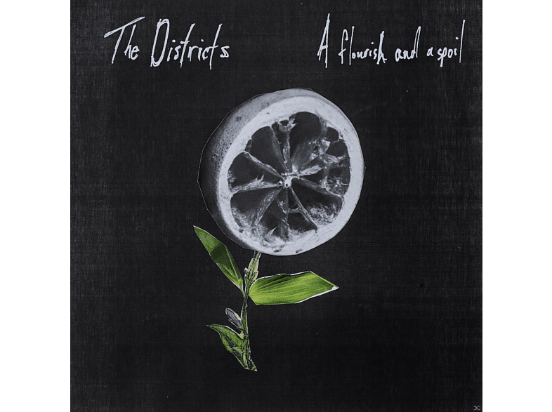 The Districts - A Flourish And A Spoil [CD]