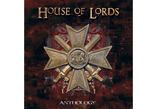 House Of Lords - Anthology - (CD)