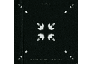 Canvas - No Love, No Hope, No Future - (CD)