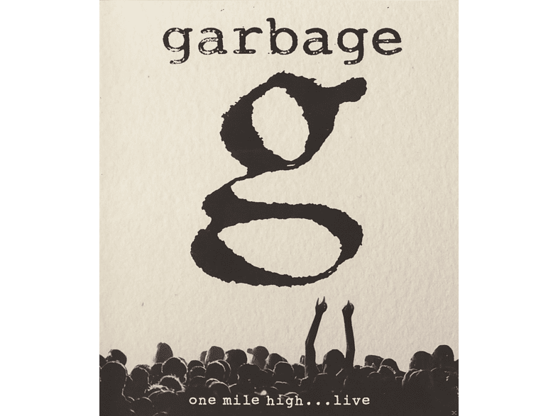 Garbage - One Mile High...Live [Blu-ray]