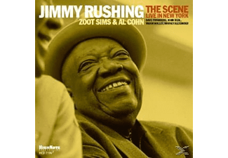 Jimmy Rushing - The Scene - Live In New York - (CD)