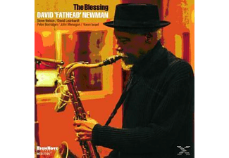David Fathead Newman - The Blessing - (CD)