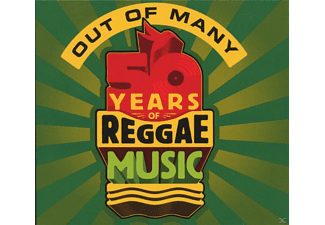 VARIOUS - Out Of Many: 50 Years Of Reggae Music [CD]