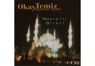 Okay Temiz - Magnetic Orient - (CD)