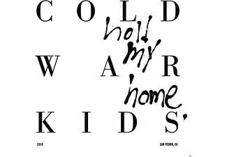 Cold War Kids - Hold My Home - (CD)