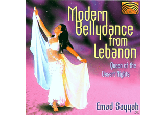 Emad Sayyah - Modern Bellydance Music From - (CD)