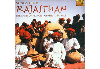 VARIOUS - Songs From Rajasthan - (CD)